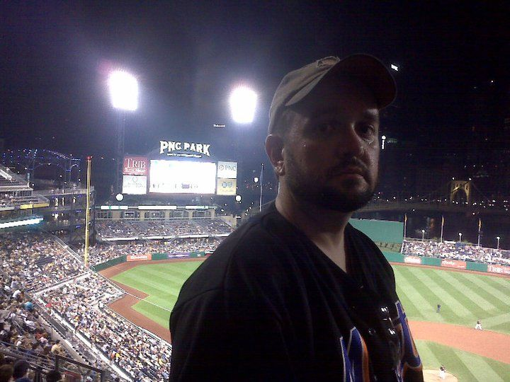 The nicest ballpark in the world and it's in...Pittsburgh - 2010