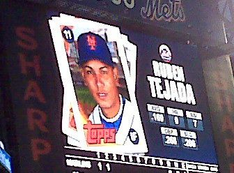 Were Ruben Tejada and Taylor Swift switched at birth? 2012